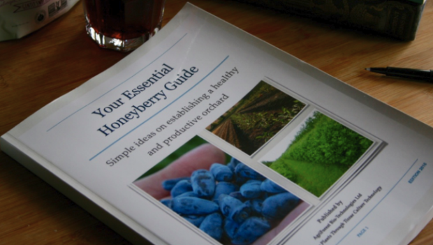 Haskap Honeyberry Book